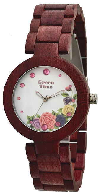 Green Time Flower ZW054H