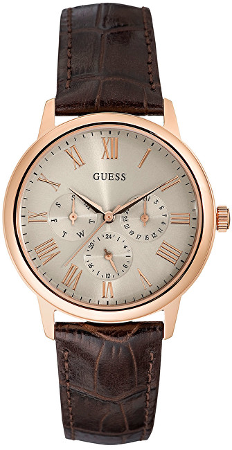 Guess Mens Dress WAFER W0496G1