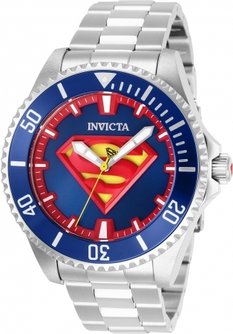 Invicta DC Comics Superman 26896