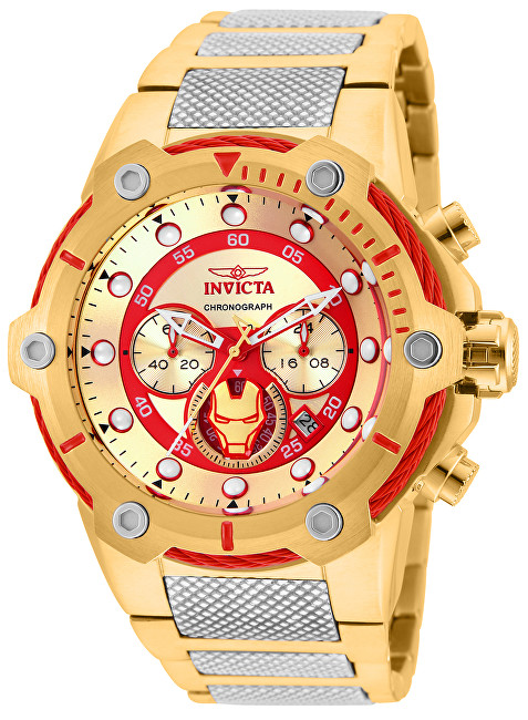 Invicta Marvel Iron Man 25781