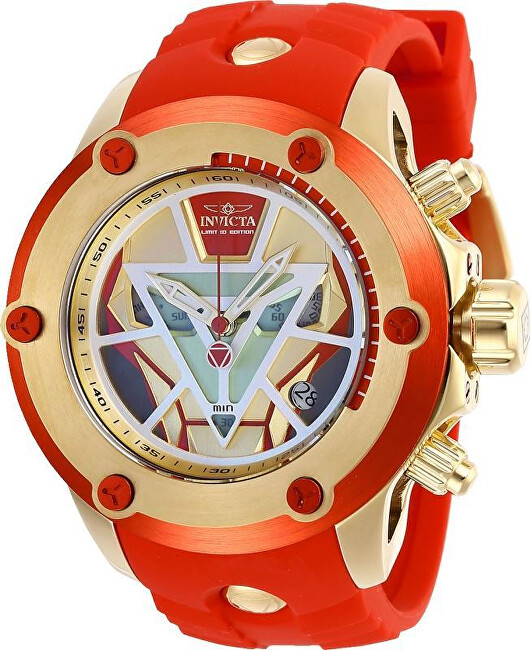 Invicta Marvel Iron Man 28421 Limited Edition