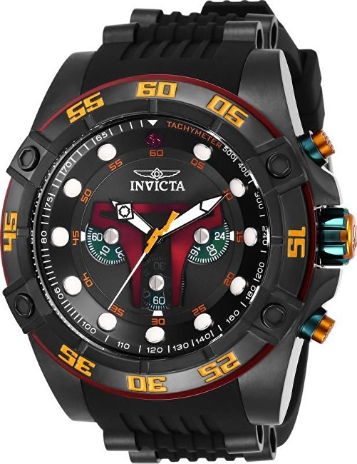 Invicta Star Wars Boba Fett 27222