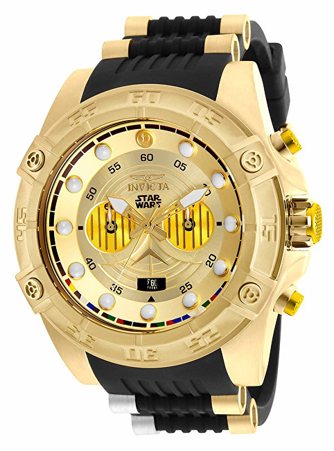 Invicta Star Wars C-3PO 26067