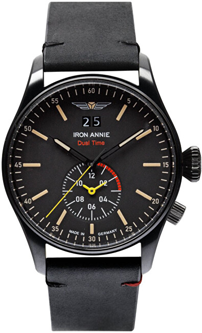 Junkers - Iron Annie Flight Control Dual Time 5144-2
