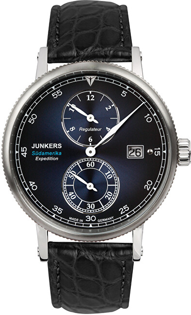 Junkers - Iron Annie Expedition South America 6512-3