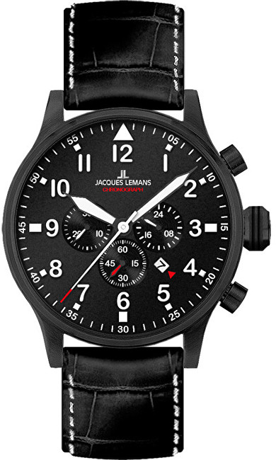 Jacques Lemans Pilot Watches 1-1914B