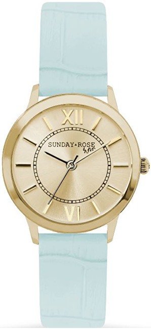 JVD Sunday Rose Darling MINT GREEN SUN-D02