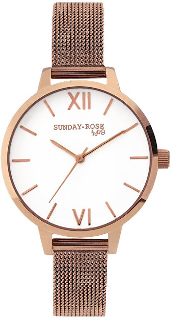 JVD Sunday Rose Fashion PINK ELEGANCE SUN-F02