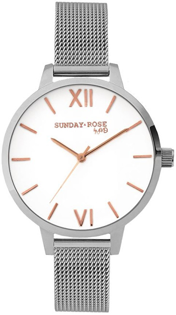 JVD Sunday Rose Fashion SILVER LOVE SUN-F04