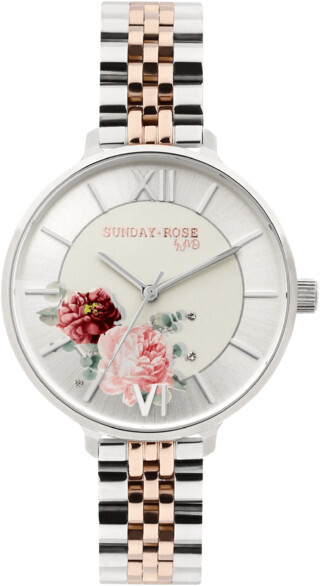 JVD Sunday Rose Spirit Bicolor SUN-S12