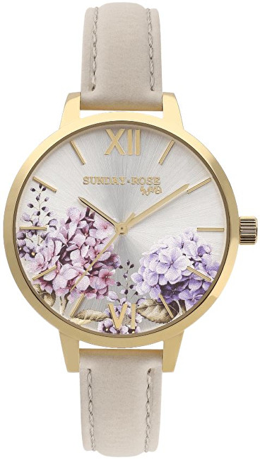 JVD Sunday Rose Spirit Bloom SUN-S08