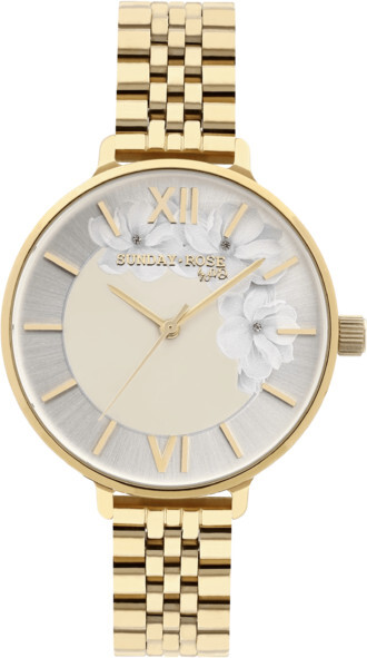 JVD Sunday Rose Spirit Gold SUN-S13