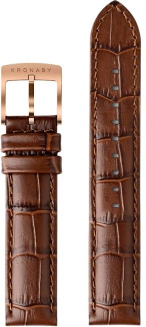 Kronaby Kožený remienok 18 mm A1000-2762