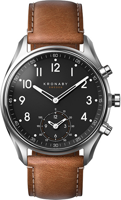 Kronaby Vodotesné Connected watch Apex A1000-0729