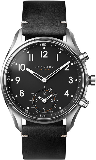 Kronaby Vodotesné Connected watch Apex A1000-1399