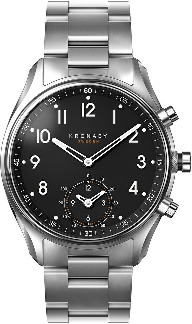 Kronaby Vodotesné Connected watch Apex A1000-1426