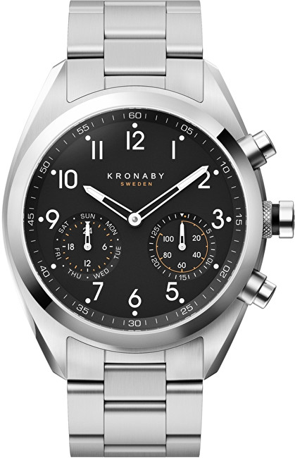 Kronaby Vodotěsné Connected watch Apex A1000-3111