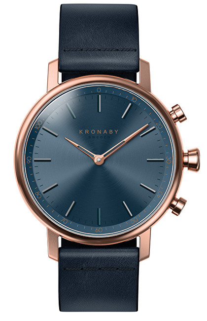 Kronaby Vodotěsné Connected watch Carat S0669-1