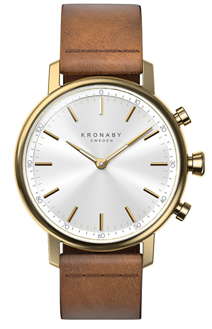 Kronaby Vodotěsné Connected watch Carat S0717 1