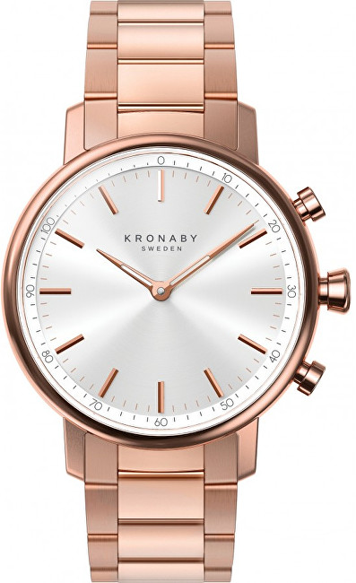 Kronaby Vodotěsné Connected watch Carat A1000-2446