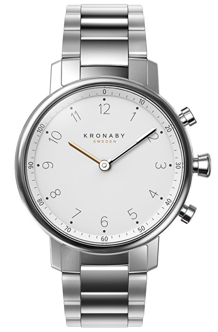 Kronaby Vodotesné Connected watch Nord A1000-0710