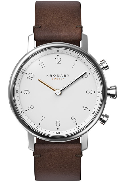Kronaby Vodotesné Connected watch Nord A1000-0711