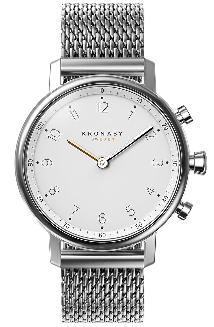 Kronaby Vodotesné Connected watch Nord A1000-0793