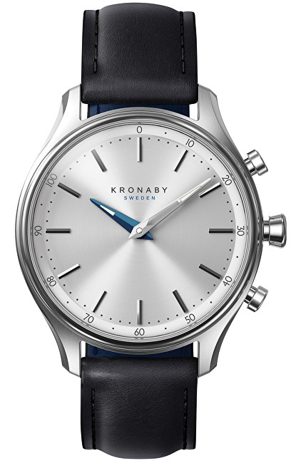 Kronaby Vodotěsné Connected watch Sekel S0657-1
