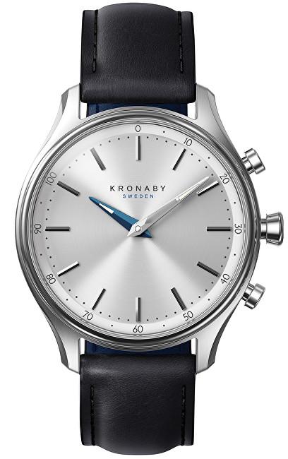 Kronaby Vodotěsné Connected watch Sekel S0657/1