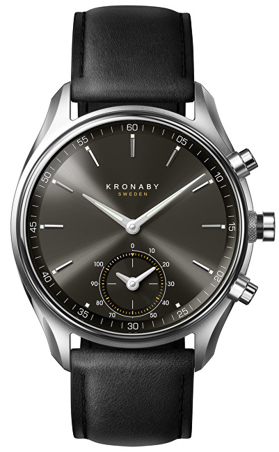 Kronaby Vodotěsné Connected watch Sekel S0718 1