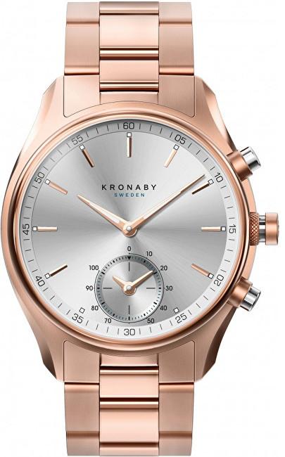 Kronaby Vodotěsné Connected watch Sekel S2745/1