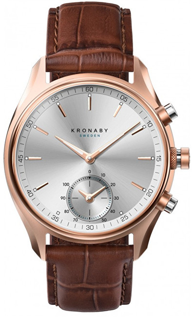 Kronaby Vodotěsné Connected watch Sekel A1000-2746
