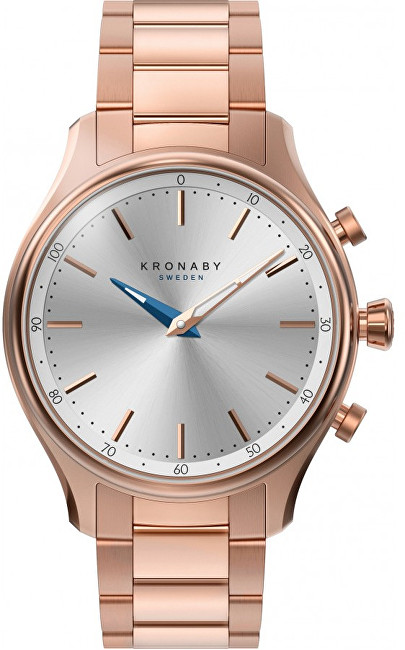 Kronaby Vodotěsné Connected watch Sekel S2747 1