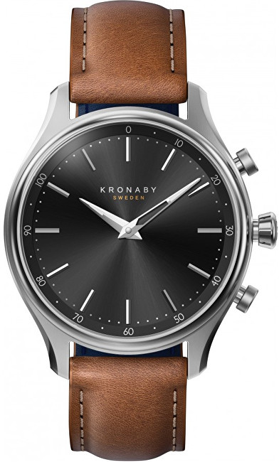 Kronaby Vodotěsné Connected watch Sekel A1000-2749