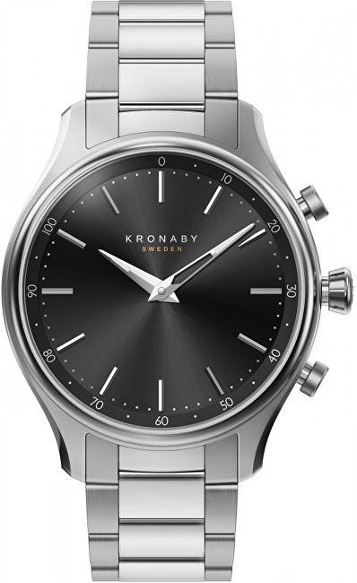 Kronaby Vodotěsné Connected watch Sekel A1000-2750
