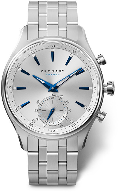 Kronaby Vodotěsné Connected watch Sekel S3121 1