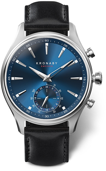 Kronaby Vodotěsné Connected watch Sekel S3758 1