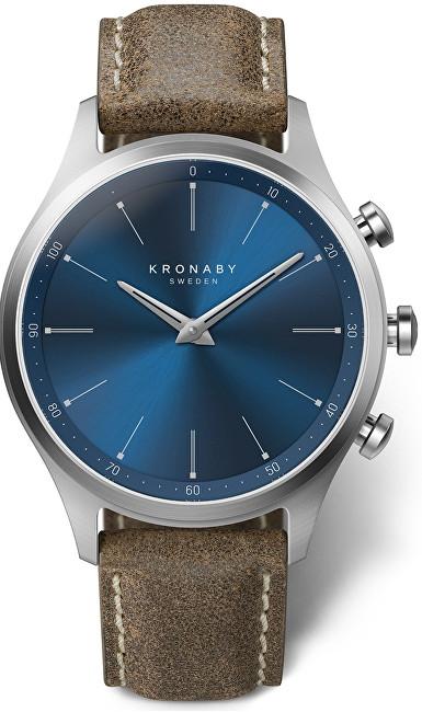 Kronaby Vodotěsné Connected watch Sekel A1000-3759