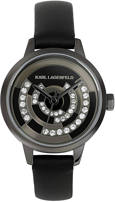 Karl Lagerfeld Petite Concentric 5552753