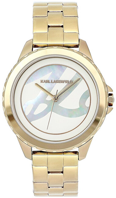 Karl Lagerfeld Signature Diver 5513103