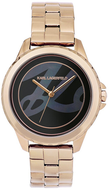 Karl Lagerfeld Signature Diver 5513104