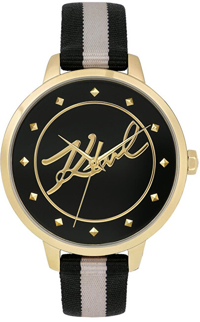 Karl Lagerfeld Signature Striped Strap 5513142