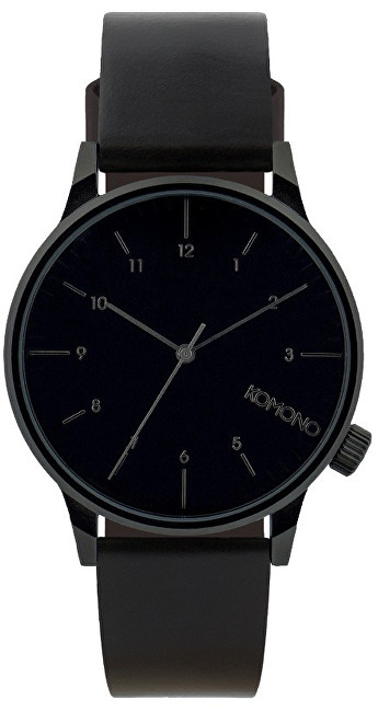 Komono Winston Regal All Black KOM-W2264