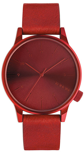 Komono Winston Regal All Red KOM-W2267