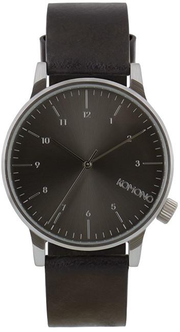 Komono WinstonRegal Black KOM-W2255