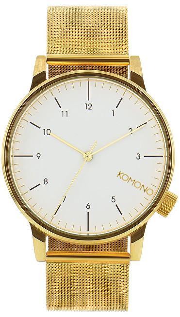 Komono Winston Royale GOLD-WHITE KOM-W2358