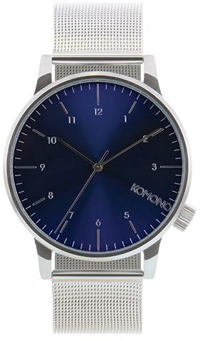Komono WinstonRoyale Silver - Blue KOM-W2353