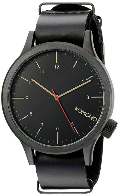 Komono Magnus BLACK BLACK KOM-W1900