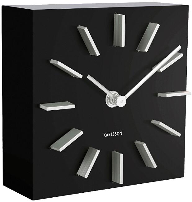 Karlsson Stolní hodiny KA5781BK