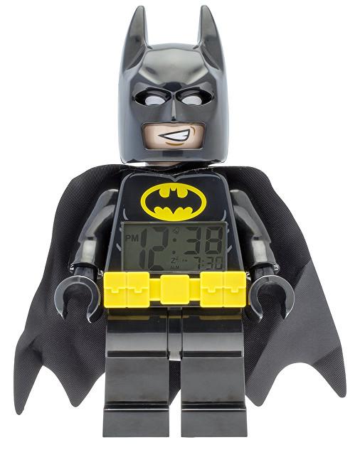 LEGO DC Super Heroes Batman - hodiny s budíkem